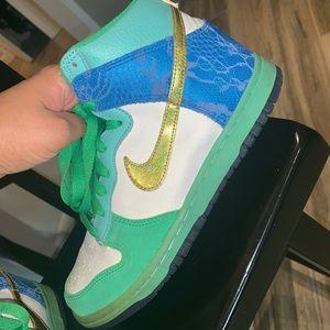 Nike 6.0 high dunk